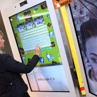 Продам прибыльный рекламный бизнес. Интерактивная реклама на сенсорных экранах в ТРЦ.