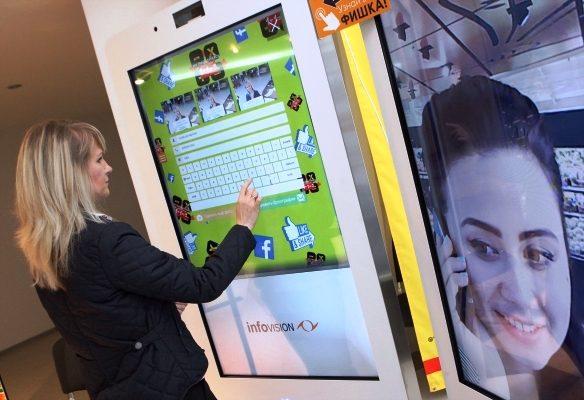 №14526 Продам прибыльный рекламный бизнес. Интерактивная реклама на сенсорных экранах в ТРЦ.
