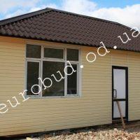 №14337 Строительство дачных домиков под ключ