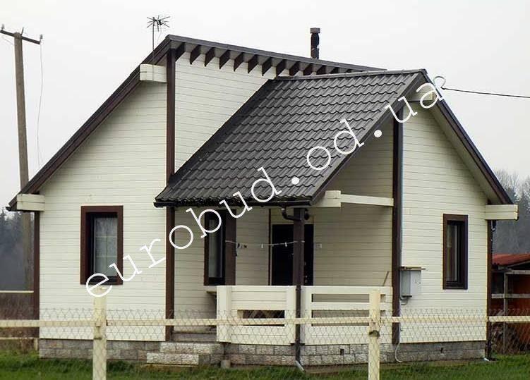 №14334 Строительство дачных домиков под ключ