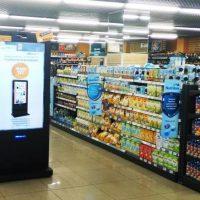 №14729 Рекламный бизнес-интерактивная реклама на сенсорных экранах. Продажа бизнеса.