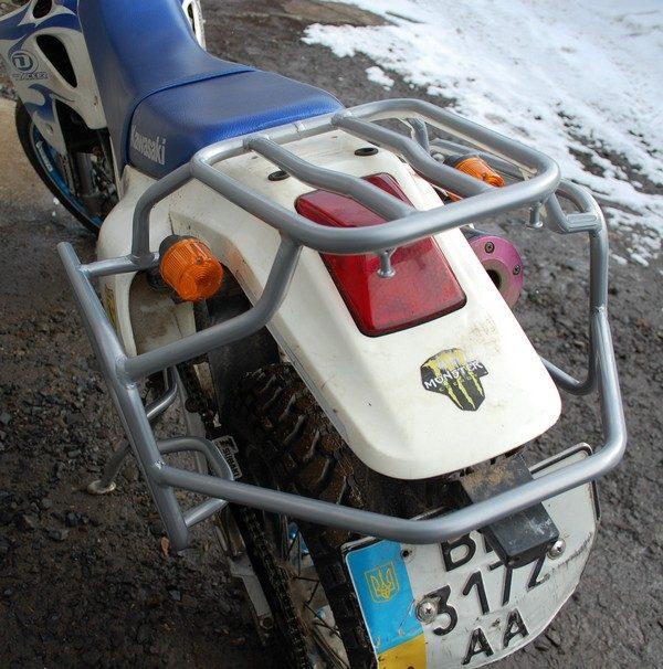 №15079 Багажники, Багажные системы для мототехники.