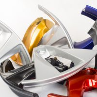 №15151 Порошковая покраска изделий из разных типов металла с беспл. доставкой и упаковкой.
