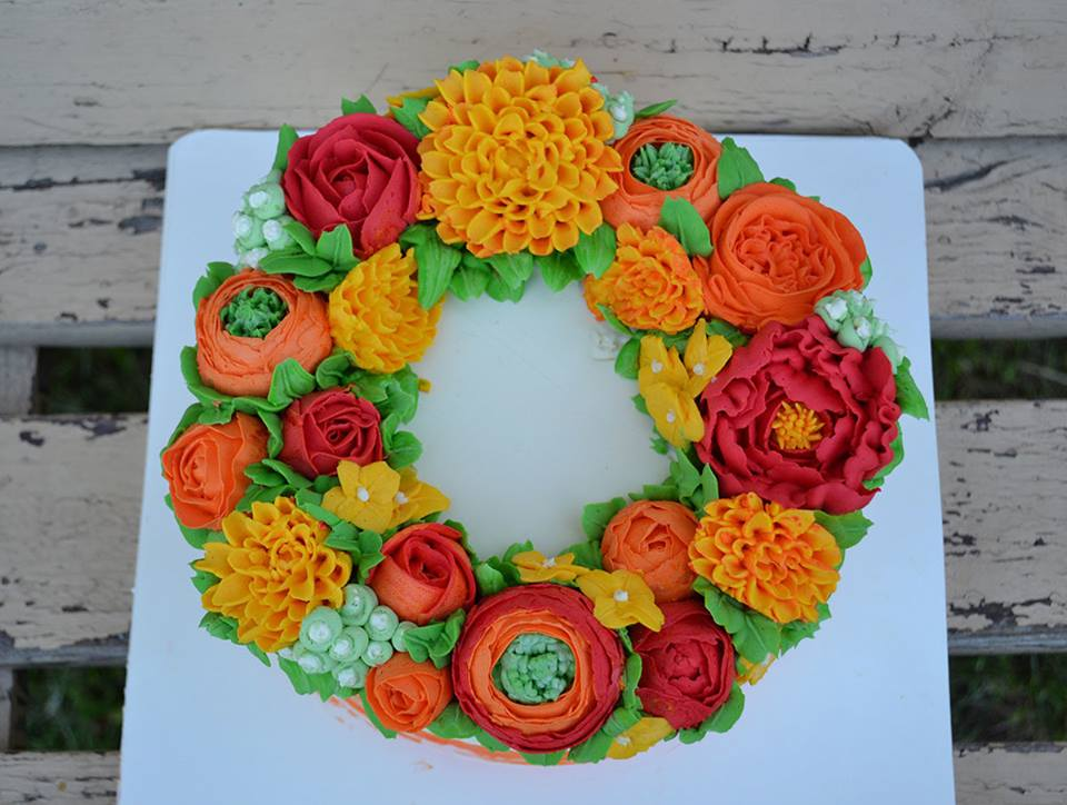 №15619 Кондитерские курсы (лепка, декор, цветы, пряники)