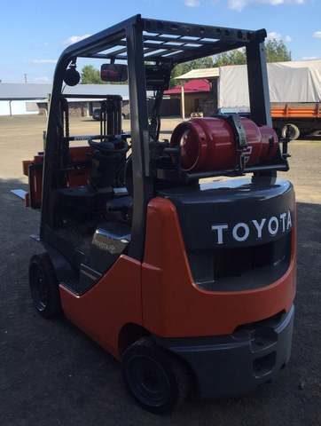 №15855 Продам вилочний погрузчик Toyota, ідеальний стан