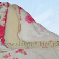 №16324 Одеяло из овечьей шерсти. Одеяло овчина.