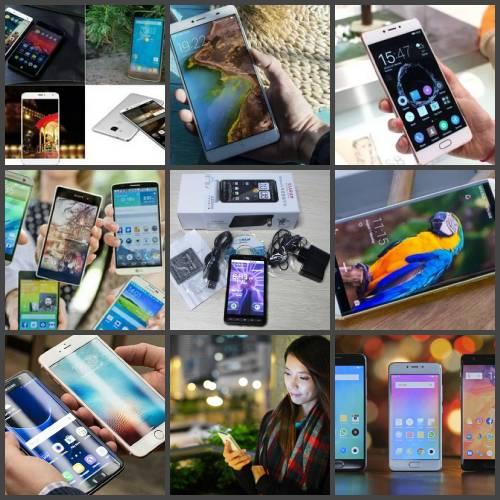№15971 Новые модели сенсорных телефонов