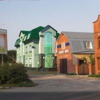 №16194 Продаётся дом 3-х эт. 600 кв.м. Без внутренних работ. Центр.