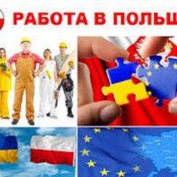 №16732 Работа в Польше и Германии. Полтава