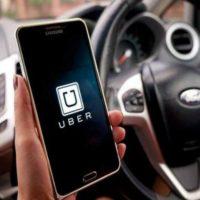 №17037 Работа водителем в компанию Uber