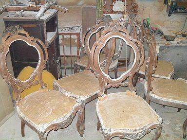 №17140 Реставрация стульев Харьков