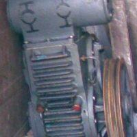 №16979 глубоковакуумный двухступенчатый промышленный насос