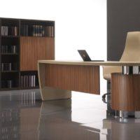 №17578 Кабинет руководителя. Мебель для руководителя.