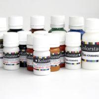 №17245 Промышленная краска для кожи, кожзама, резины и пвх ТМ Kolorstar 250 цветов