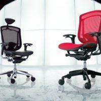 №17568 Офисные кресла OKAMURA. Японские эргономичные кресла.