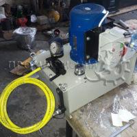 №17700 Электрическая насосная станция объемом бака от 6 до 50 литров.