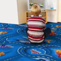 №18533 Детский ковер недорого. Интернет магазин ковров