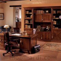 №18641 Классические кабинеты. Мебель для руководителя