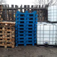 №18565 Бочки пластиковые, металлические. Евротара-Харьков.