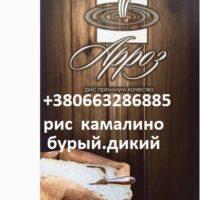 №18167 Продается Рис Камалино\Круглый\бурый\дикий\ и другие сорта