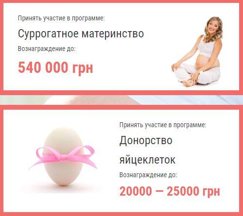 №18408 Информация для доноров яйцеклеток