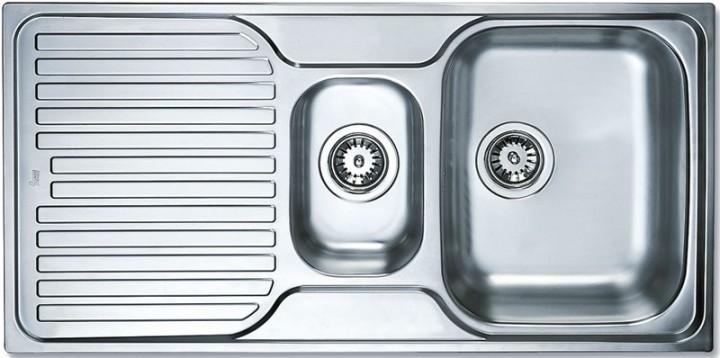 №19188 Кухонная мойка Teka PRINCESS 1 1/2 B 1D микротекстура