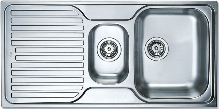 №19190 Кухонная мойка Teka PRINCESS 1 1/2 B 1D микротекстура