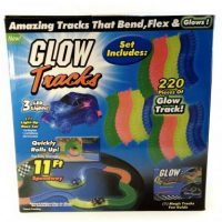 №19282 Magic Tracks & Glow Tracks 220 деталей