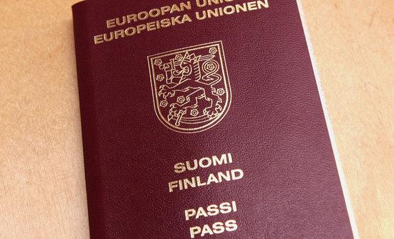 №19062 Паспорт  Польши, Финляндии, Румынии. Гражданство ЕС