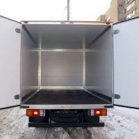 №18900 Ремонт автомобильных изотермических фургонов.