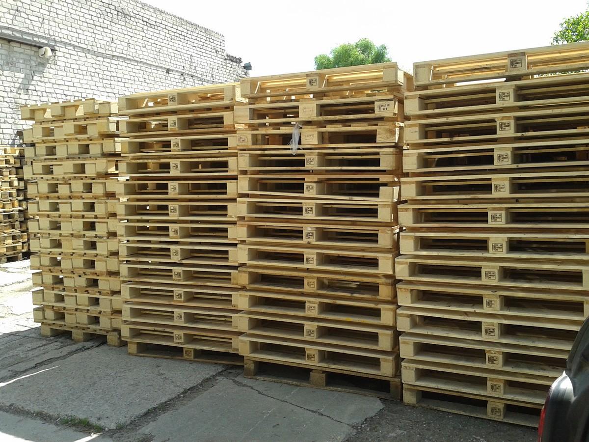 Європіддони дерев'яні, пластикові. Євротара-Харків