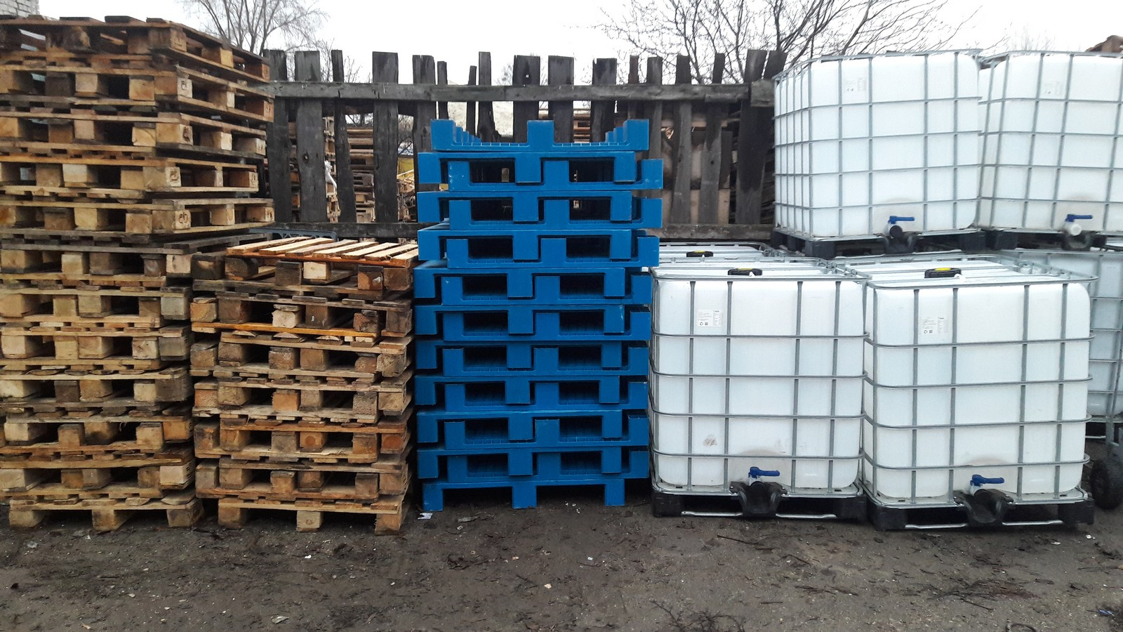 №18913 Европоддоны деревянные, пластиковые. Евротара-Харьков