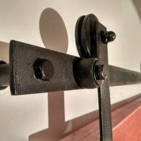 №19157 Амбарный механизм для раздвижной двери
