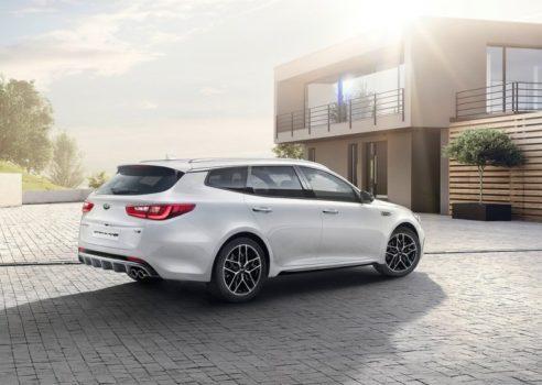 №20266 Обзор автомобиля Kia Optima Sportswagon 2019