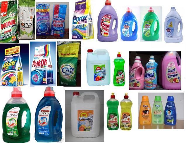 №19555 Средства бытовой химии для уборки дома из ЕС