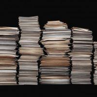 №19513 Куплю бумагу( архив ) от 1 тонны