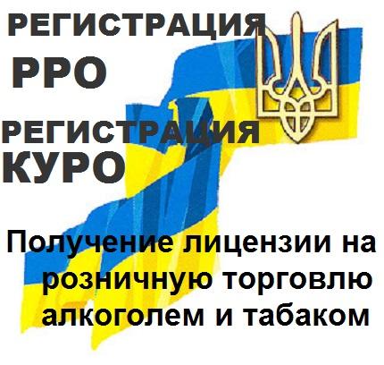 №20049 Регистрация РРО в налоговой на учет, получение книги КУРО