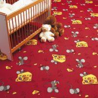 №20516 Ковролин для детской комнаты Oscar