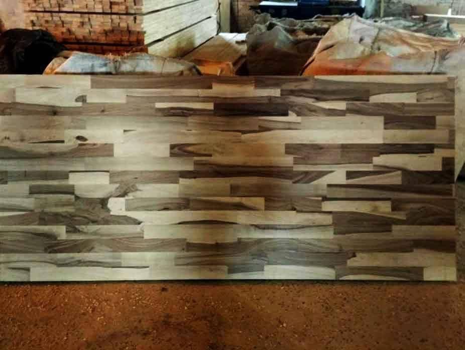 №21879 Мы – производители : мебельный щит (дуб, ясень, орех…)