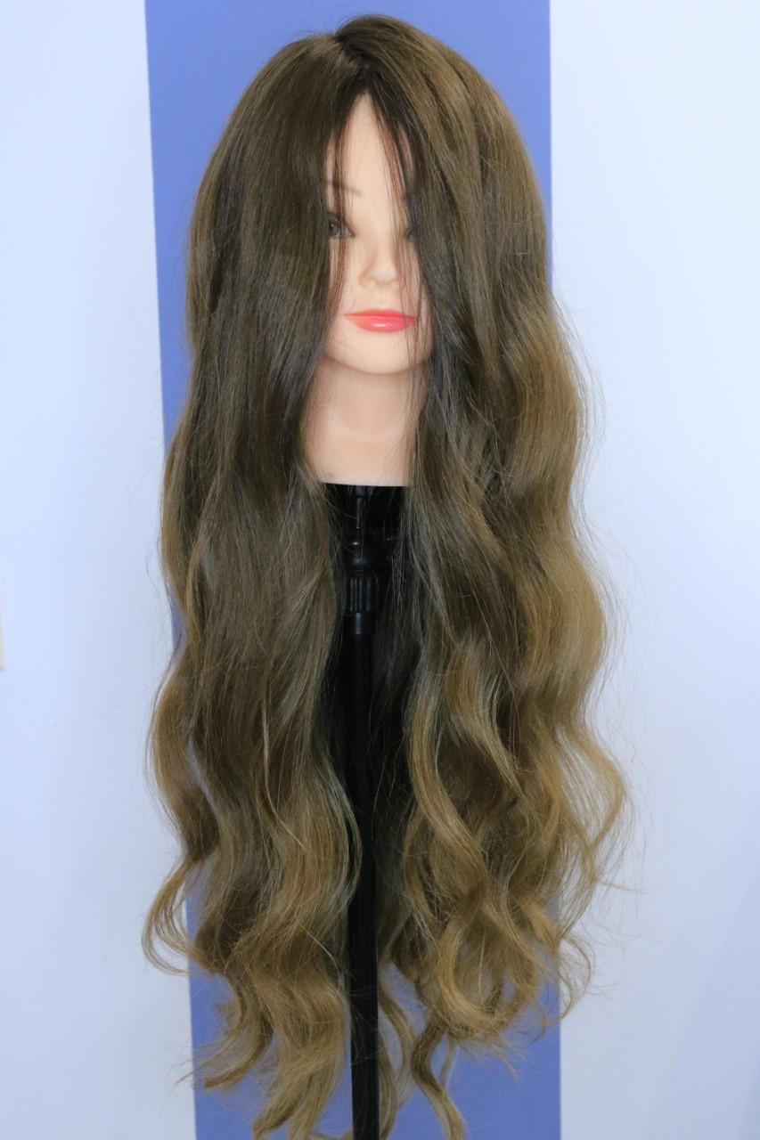 №21648 Изготовление париков из натуральных волос по индивидуальным меркам