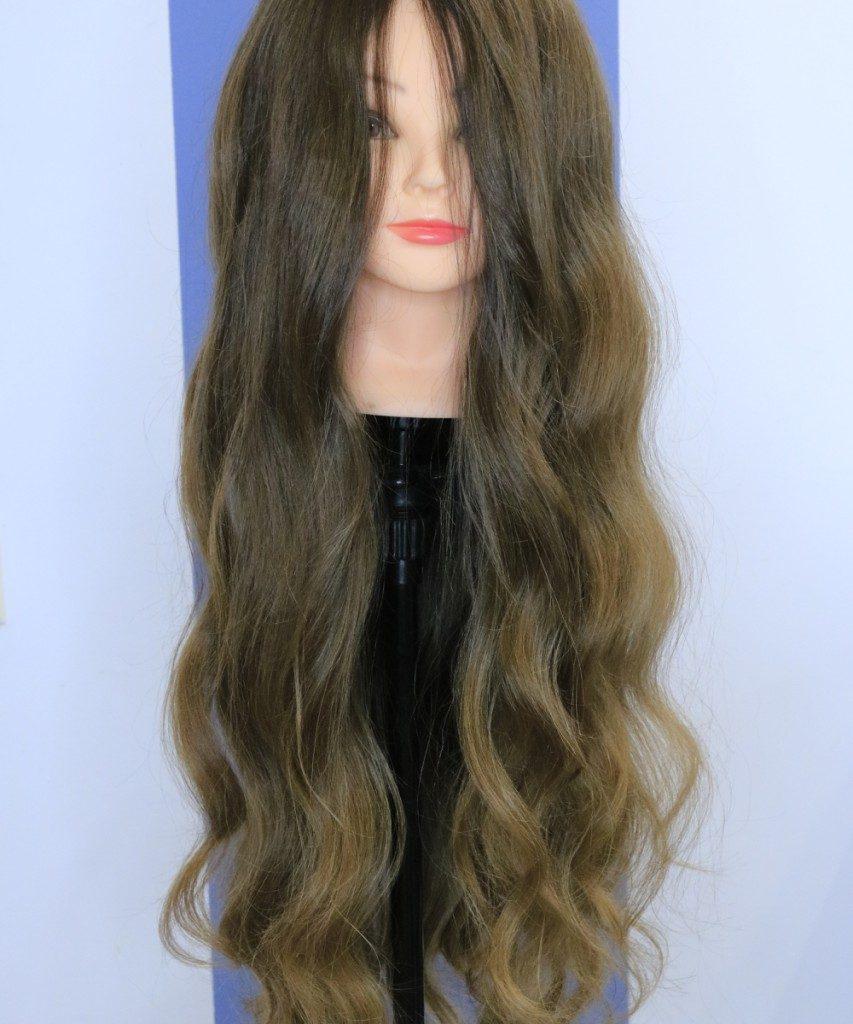 №21651 Изготовление париков из натуральных волос