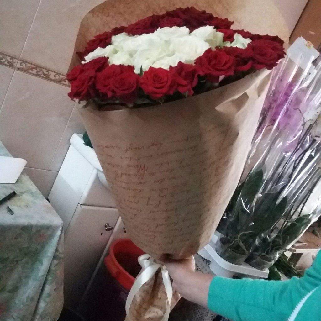 №21559 Доставка цветов Винница