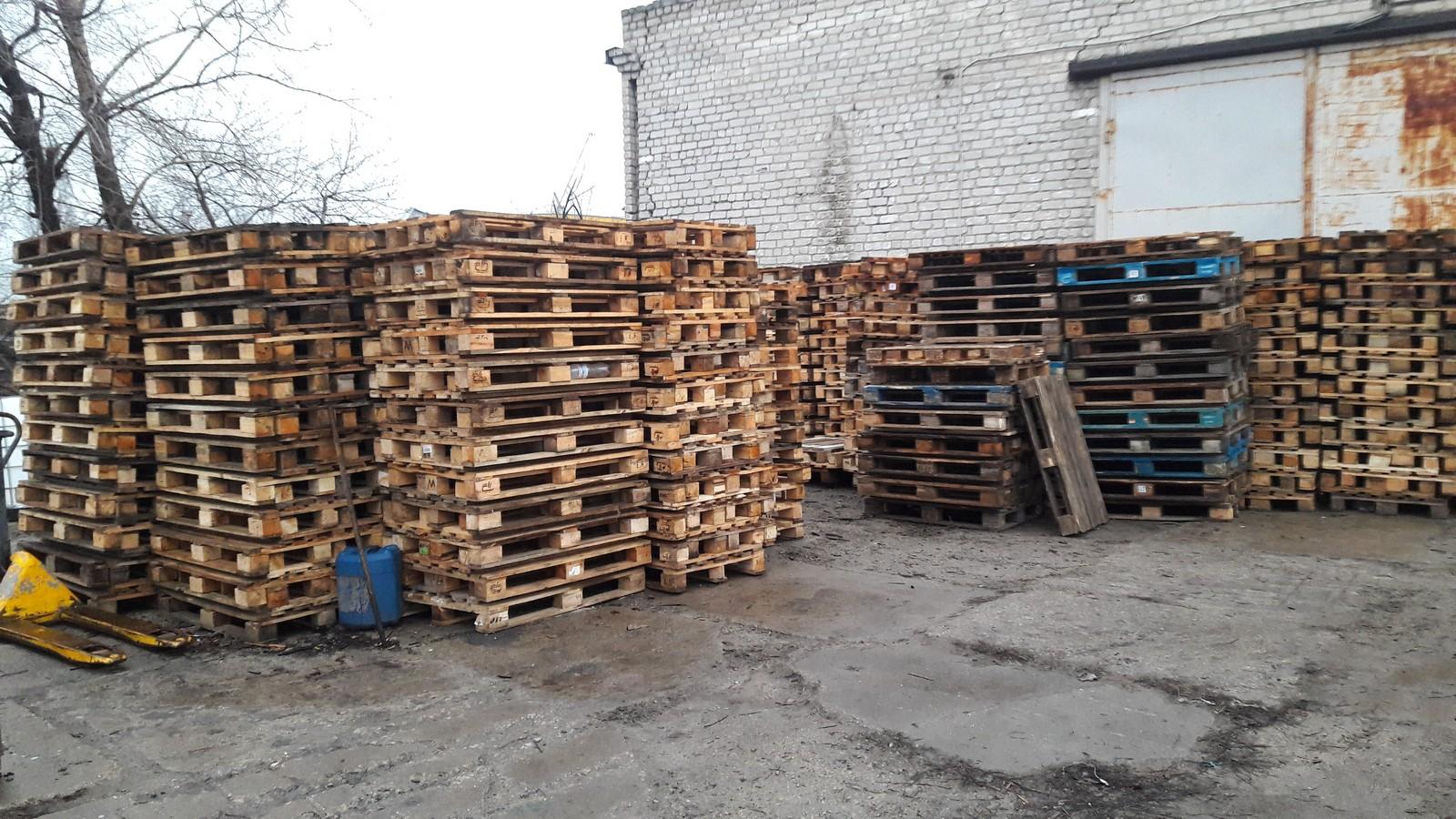 №21966 Поддоны нестандартные. Европоддоны деревянные, пластиковые.