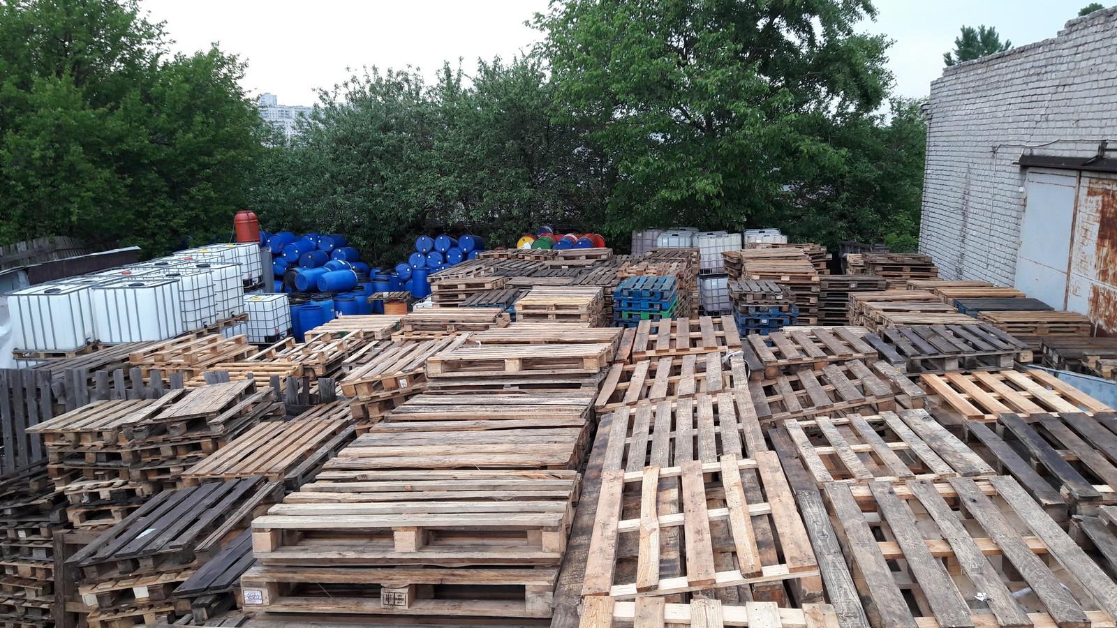 №22191 Поддоны нестандартные. Европоддоны деревянные, пластиковые.