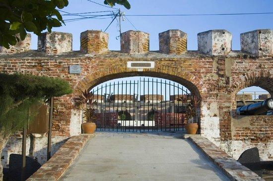 №21942 Jamaica, Fort Charles