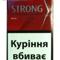 Продам оптом сигареты «Strong»