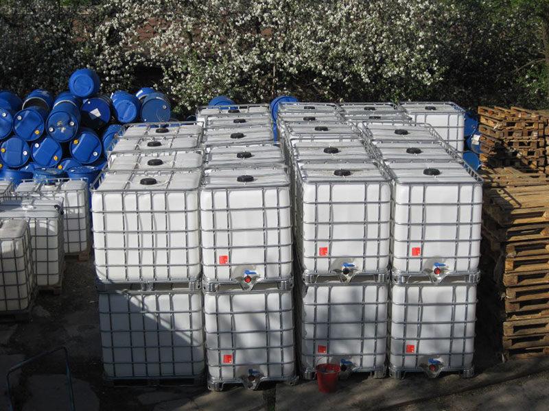 №23161 Продаем евро-контейнера еврокубы 1000 л б/у. Харьков