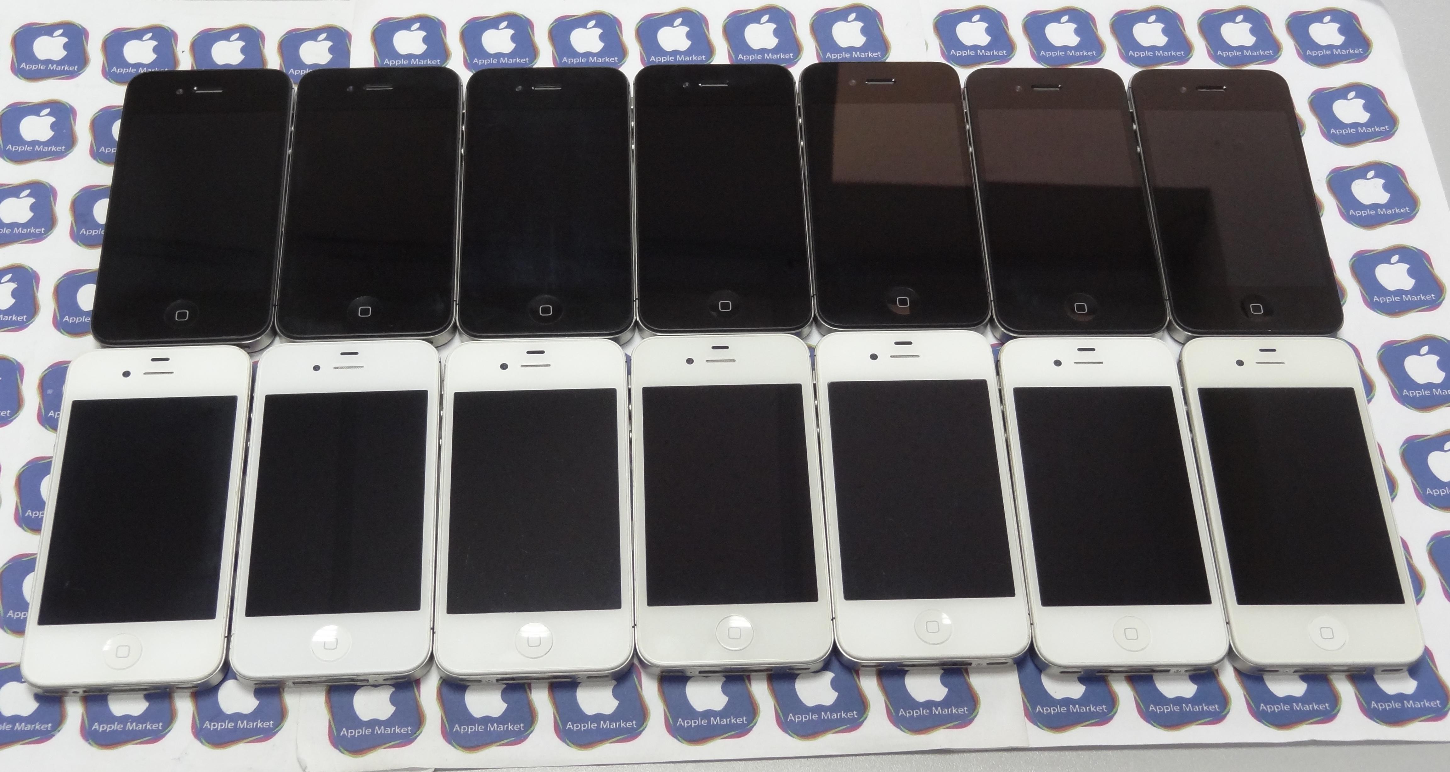 №23225 Предлагаем телефоны модели iPhone 4S Neverlock из США! Телефоны ОРИГИНАЛ