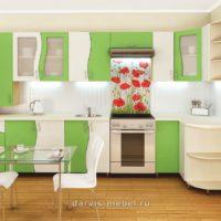 Мебельная фабрика Дарвис — модульные кухни