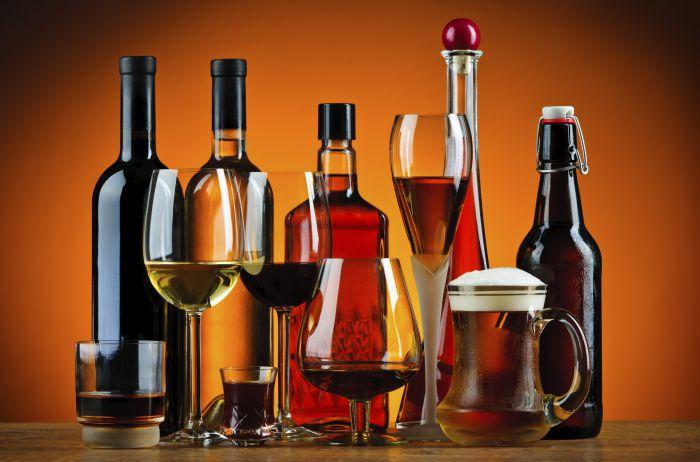 №23003 Алкогольные напитки розница и опт